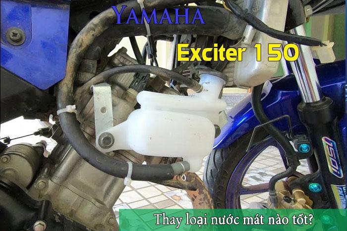 Thay nước làm mát cho Exciter 150 loại nào tốt?