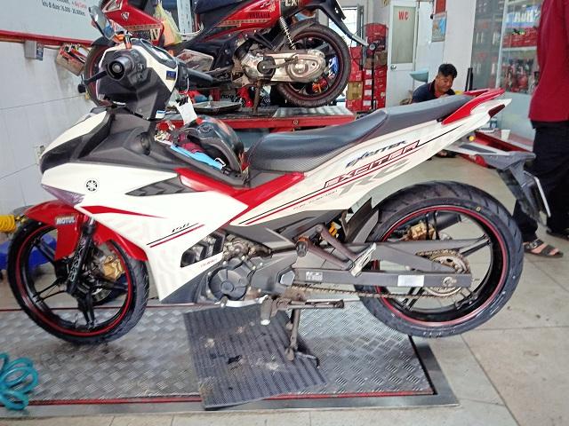 Tư vấn chọn nhớt xe máy tốt nhất cho Yamaha Exciter 150 2020