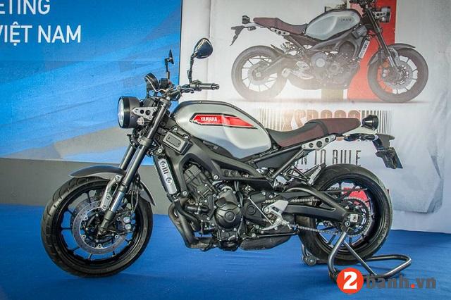 Yamaha XSR900 2019 thay nhớt Liqui Moly có tốt không?
